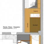 Progetto Salasco, 21 parte soppalcata